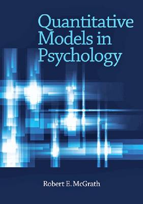 Quantitative Models in Psychology by Robert E. McGrath