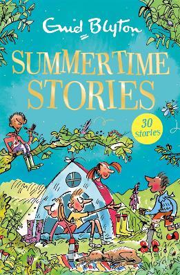 Summertime Stories book