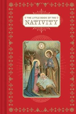 The Little Book of the Nativity by Dominique Foufelle