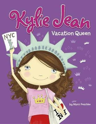Kylie Jean: Vacation Queen book