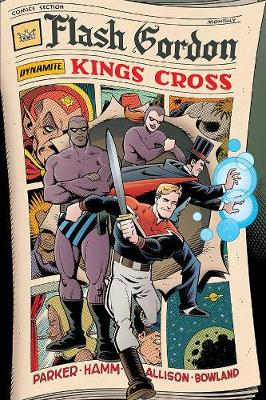 Flash Gordon: Kings Cross by Jeff Parker