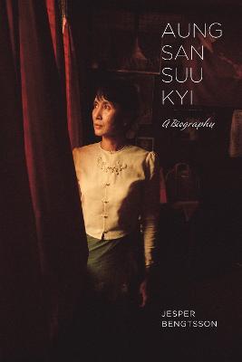 Aung San Suu Kyi by Jesper Bengtsson