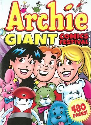 Archie Giant Comics Festival by Archie Superstars