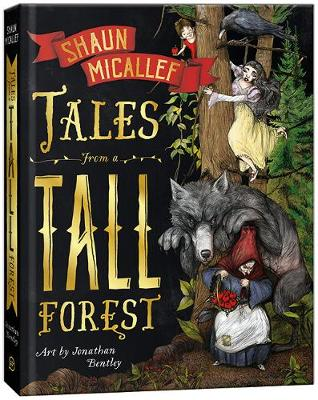 Tales From a Tall Forest book