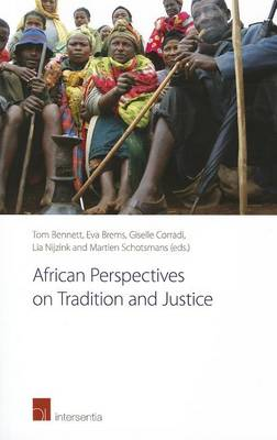 African Perspectives on Tradition and Justice by Giselle Corradi