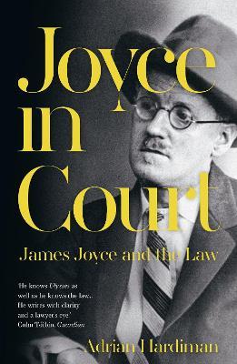 Joyce in Court book