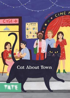Cat About Town book