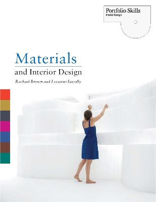 Materials and Interior Design book