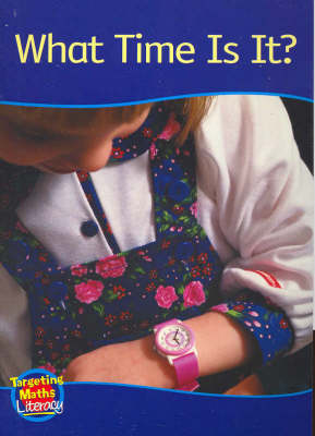 What Time Is It? Reader by Katy Pike