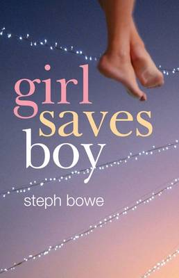 Girl Saves Boy book