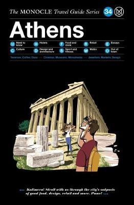 Athens: The Monocle Travel Guide Series by Monocle