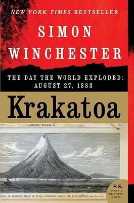 Krakatoa by Author and Historian Simon Winchester