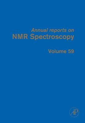 Annual Reports on NMR Spectroscopy by Graham A. Webb