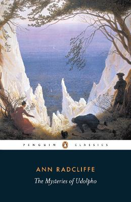Mysteries of Udolpho book