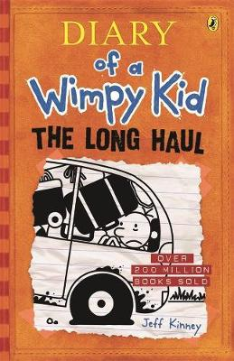 The Long Haul: Diary of a Wimpy Kid (BK9) by Jeff Kinney