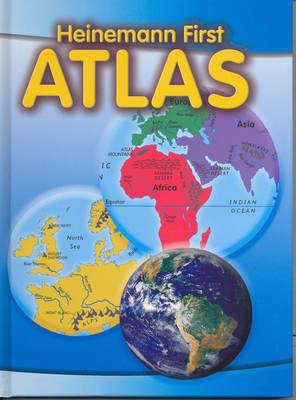Heinemann First Atlas by Daniel Block