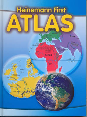 Heinemann First Atlas by Daniel Block
