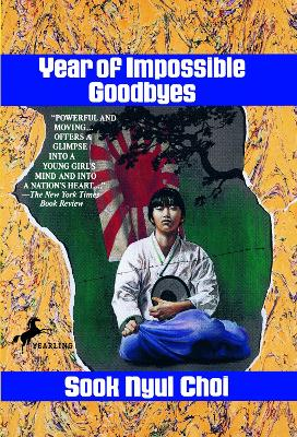 Year of Impossible Goodbyes book