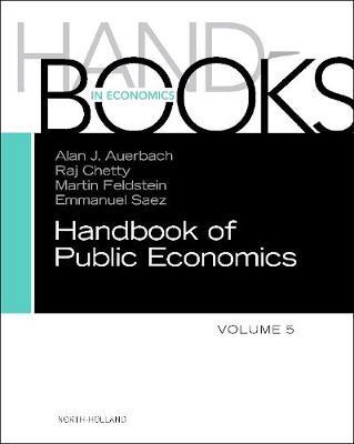 Handbook of Public Economics by Alan J. Auerbach