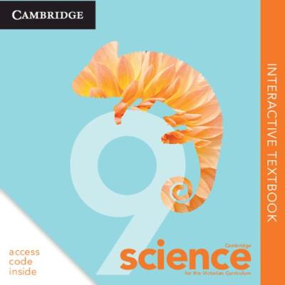 Cambridge Science for the Victorian Curriculum Year 9 Digital (Card) by Kerrie Ardley