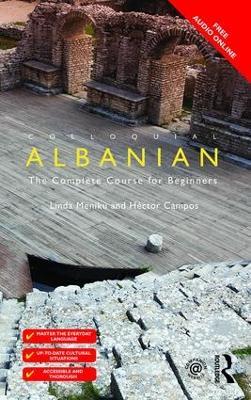 Colloquial Albanian by Linda Meniku