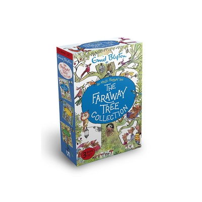 The Magic Faraway Tree Collection book