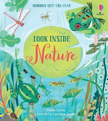 Look Inside Nature book