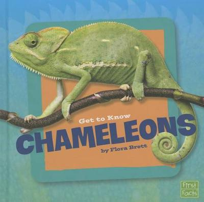 Get to Know Chameleons book