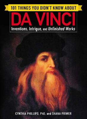 101 Things You Didn't Know about Da Vinci book