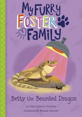 Betty the Bearded Dragon by Debbie Michiko Florence