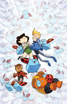 Bravest Warriors  Volume 4 by Mike Holmes