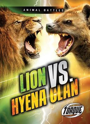 Lion VS Hyena Clan book