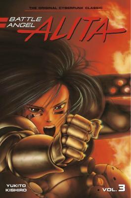 Battle Angel Alita 3 (Paperback) book