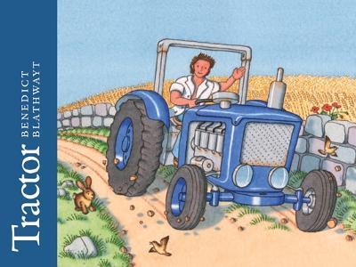 Tractor by Benedict Blathwayt