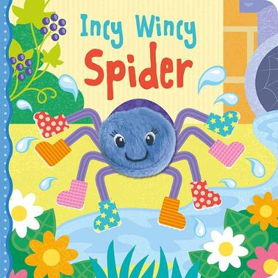Incy Wincy Spider by Jenny Copper