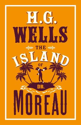 Island of Dr Moreau by H.G. Wells