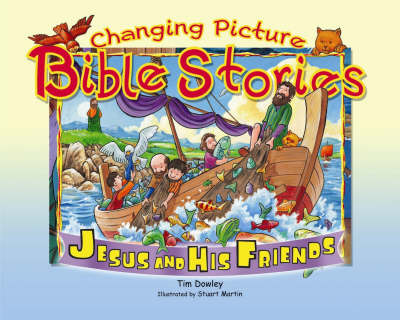 Jesus and Friends book