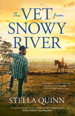 The Vet from Snowy River book