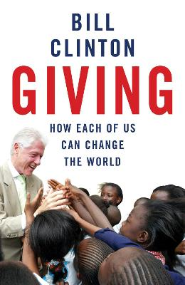 Giving by President Bill Clinton
