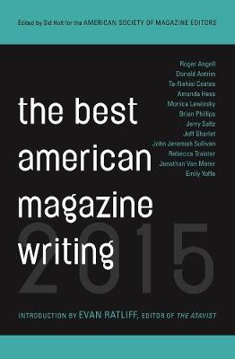 The Best American Magazine Writing 2015 book