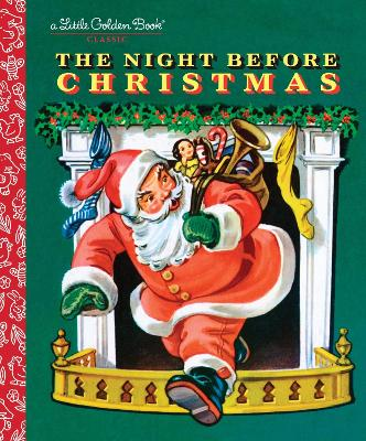 LGB The Night Before Christmas by Clement C. Moore