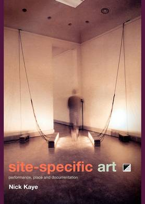 Site Specific Art book