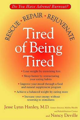 Tired of Being Tired book