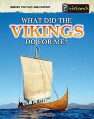 What Did the Vikings Do For Me? book