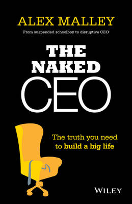 Naked CEO book