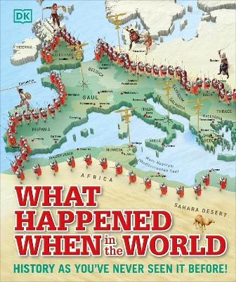What Happened When in the World by DK