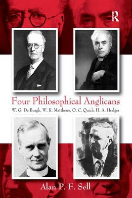 Four Philosophical Anglicans book