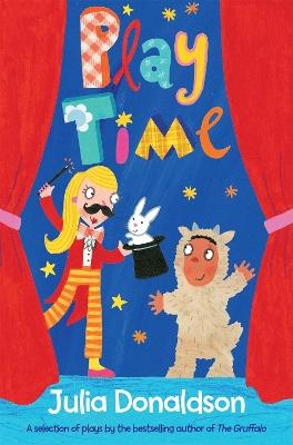Play Time by Julia Donaldson