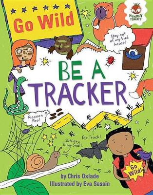 Be a Tracker book
