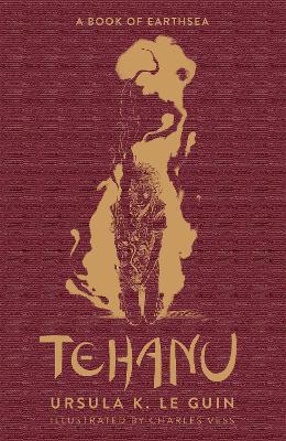 Tehanu: The Fourth Book of Earthsea by Ursula K. Le Guin